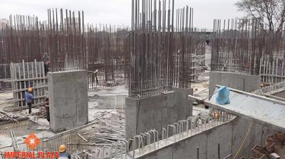 Tiến độ thi công dự án Imperial Plaza cập nhật ngày 09/05/2016