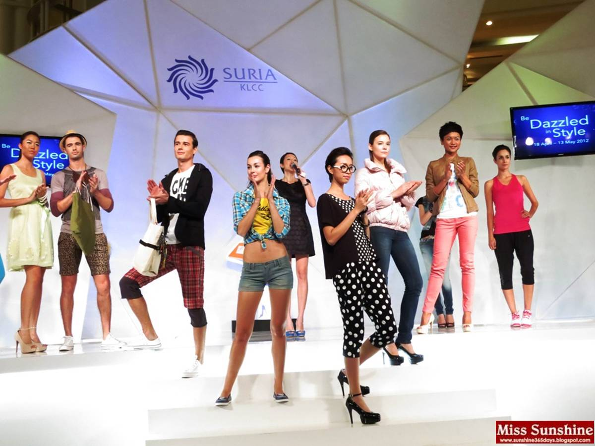 d6426a2f250c Suria KLCC Spring   Summer 2012 Fashion Week