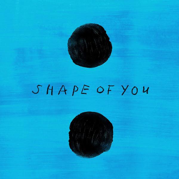 Ed Sheeran - Shape of You (Remixes) - Single Cover