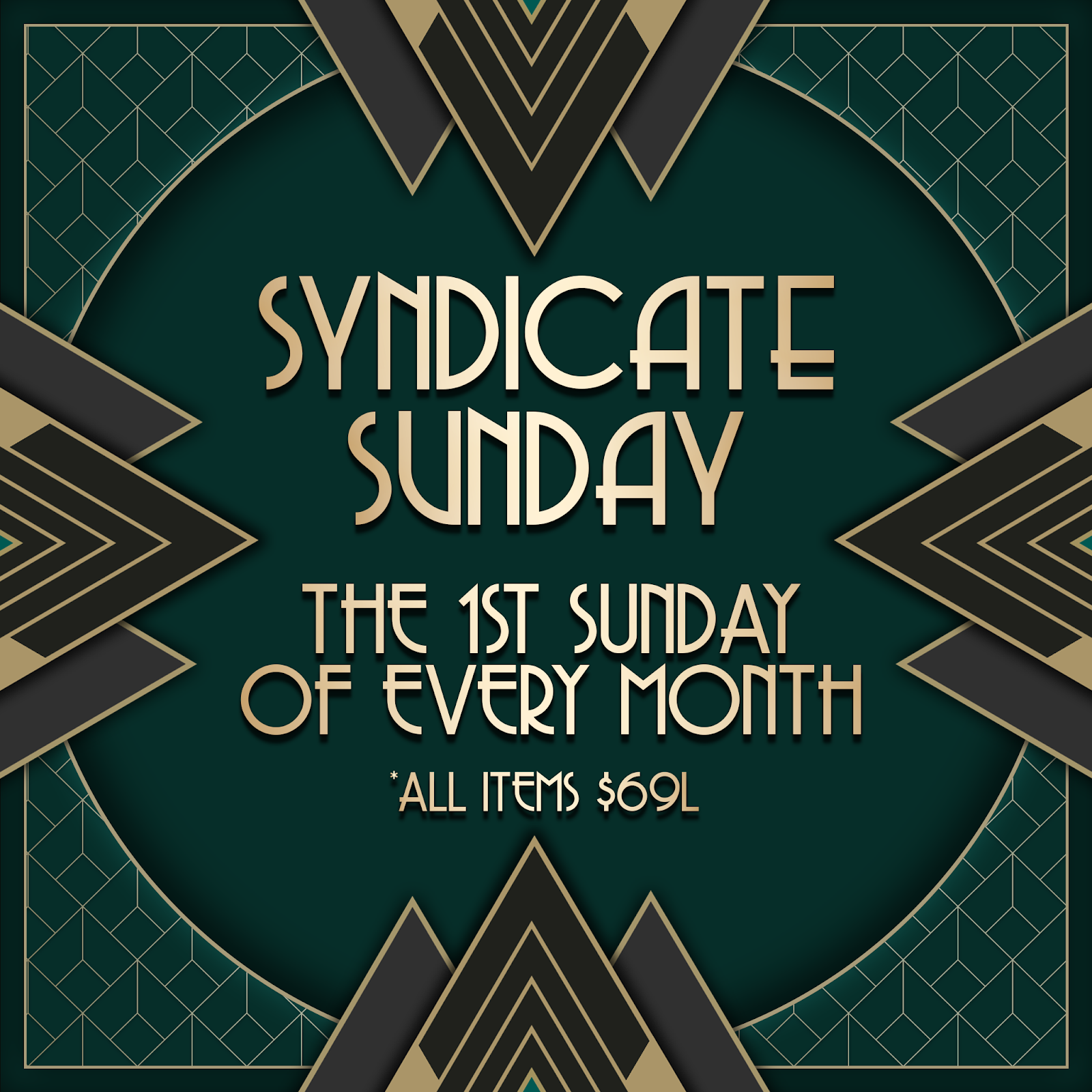 Syndicate Sundays