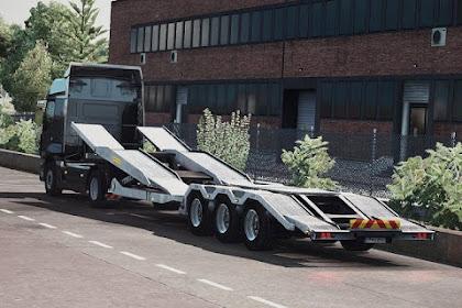 Ownership Truck Transport Trailer V3