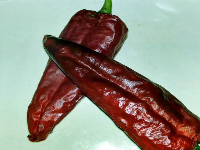 My WAHM Plan: Red hot chili peppers off the vine #gardening