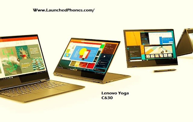 You may accept heard close the Qualcomm Snapdragon  Lenovo Yoga C630 launched inwards IFA 2018
