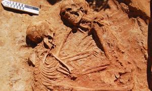 6000 mil años abrazados
