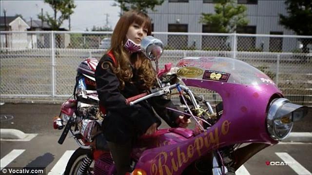 Bosozoku Girls