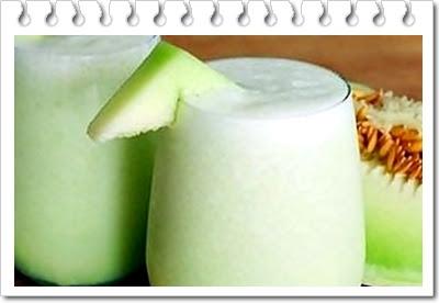 resep jus melon dan manfaatnya