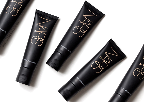NARS Velvet Matte Skin Tint Review Photos