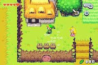 Here is #Zelda's debut on the #GameBoyAdvance! #Gameboy #Nintendo #VideoGames #Zelda #Link
