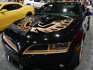 2017 Pontiac Firebird Trans Am Photos