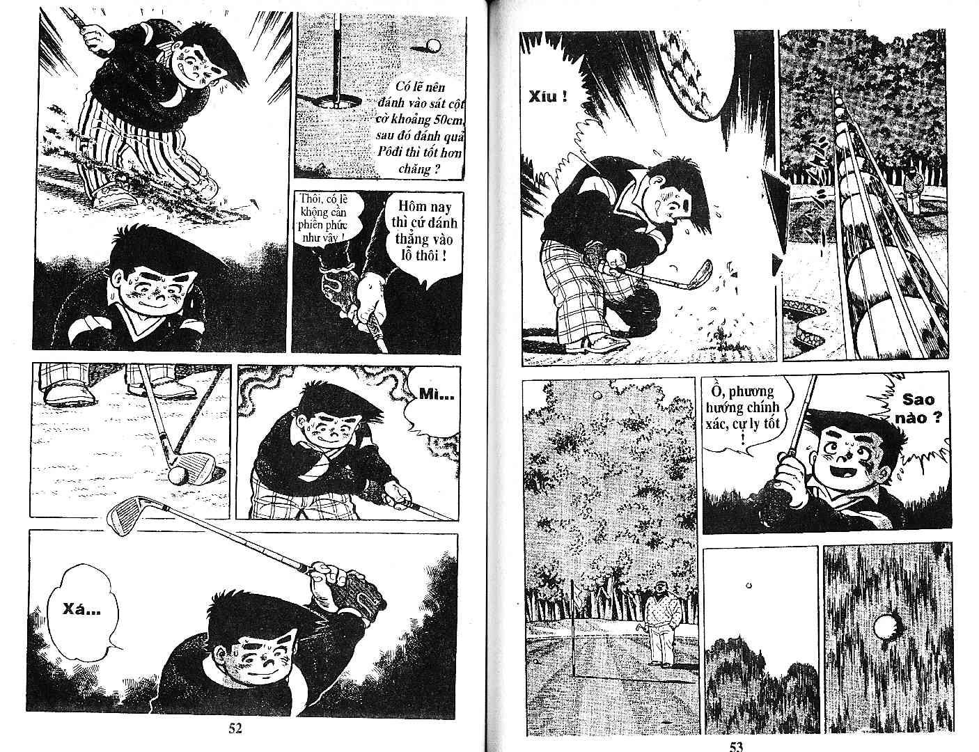 Ashita Tenki ni Naare chapter 28 trang 25