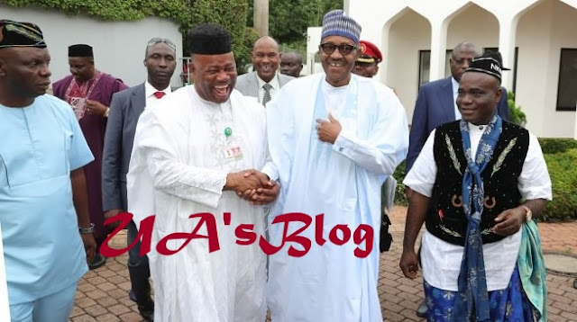 Akpabio: When PDP was in power, A'Ibom didn't benefit one kilometer of road from FG