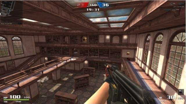 Download Point Blank PB Offline PC Games Gameplay