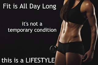Our Daily Choices Define Our Fitness