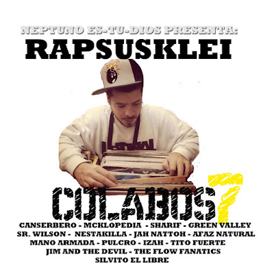 Rapsusklei - Colabos 7 [2016]
