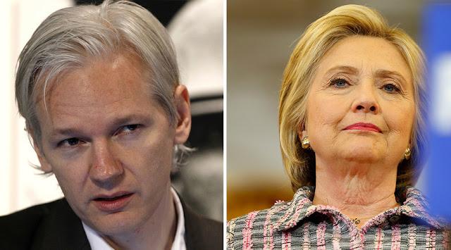 Três dos discursos remunerados que Hillary Clinton fez para o banco Goldman Sachs foram divulgados pelo site WikiLeaks