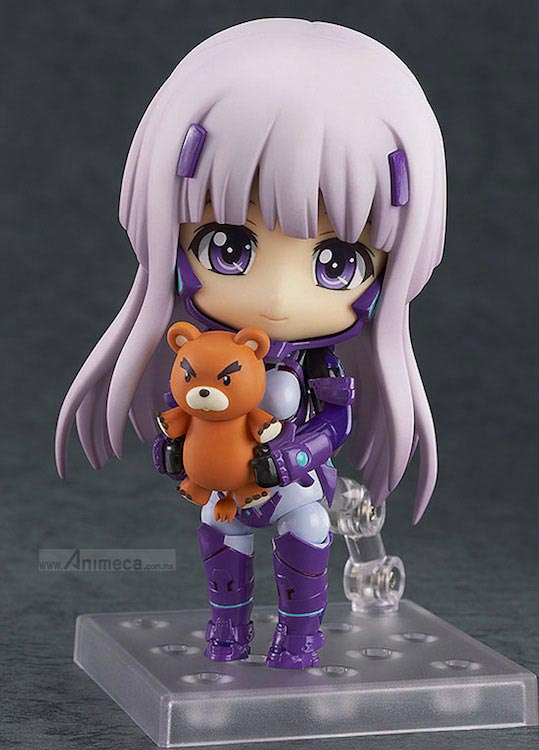 FIGURA INIA SESTINA NENDOROID Muv-Luv ALTERNATIVE TOTAL ECLIPSE Good Smile Company