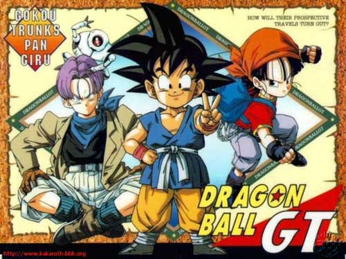 episodi di dragon ball gt da