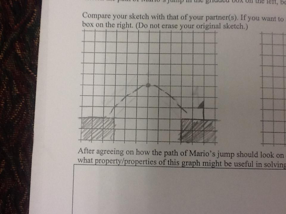 Trust Me - I'm a Math Teacher: Mario: Life or Death? (A Math Task)