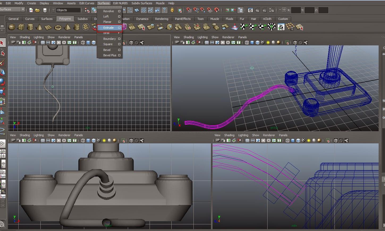 Joystick Modeling 030