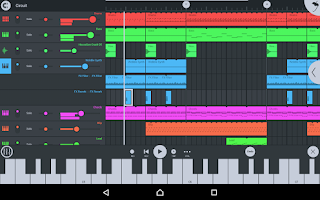 FL Studio Mobile Apk + OBB Data v3.1.81  [Full]