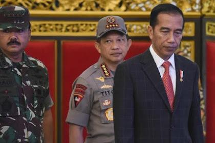 Dibikin Malu karena Hal Ini, Jokowi Ancam Copot Perwira TNI dan Polri