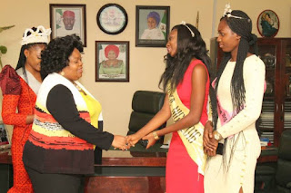 Female Agenda: Ada Imo Judith Orisaekeziem meets Imo First Lady, sets to kick off pet project 6