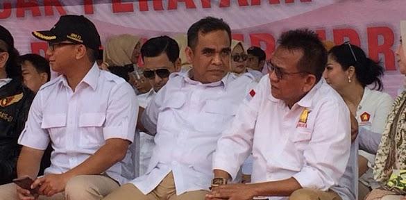 Sekjen Gerindra: Prabowo Masih Menimbang-nimbang