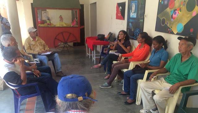 En Falcón. Rumbo a la IV Convención Nacional de la Izquierda Revolucionaria (CONIR)