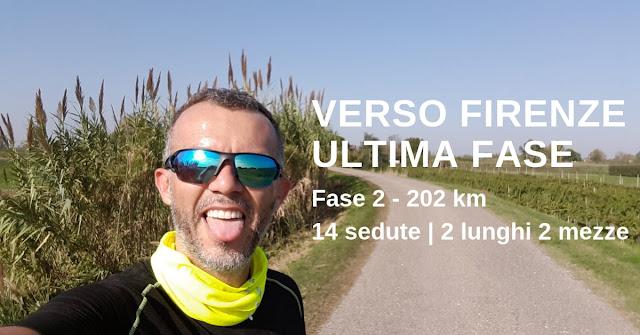 Preparazione per Maratona di Firenze
