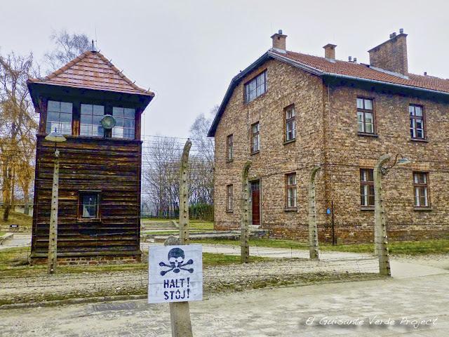 Campo de Concetración de Auschwitz por El Guisante Verde Project