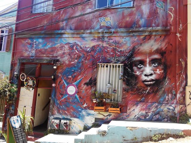 Valparaíso, calle Templeman