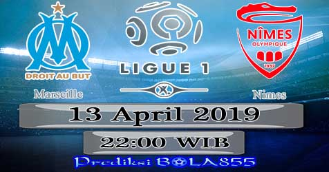 Prediksi Bola855 Marseille vs Nimes 13 April 2019