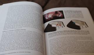 """Présentation de l'intérieur du livre """"Découvrir et comprendre le parage naturel""""."""