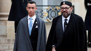 إصابة ملك المغرب محمد السادس بمرض خطير