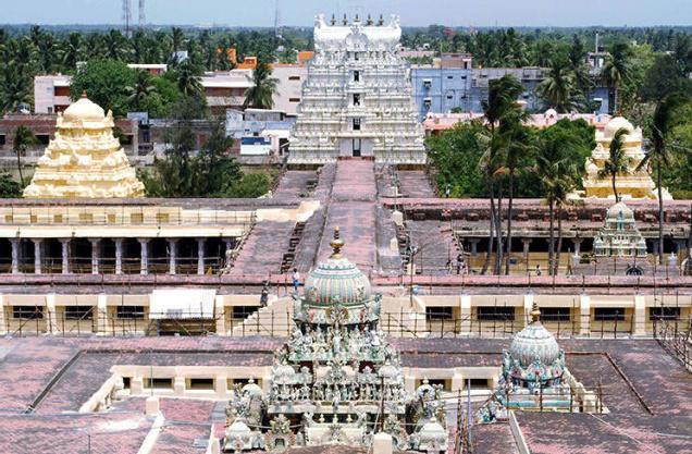 Rameshwaram Temple Tamilnadu