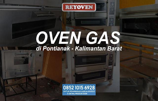 Jual Oven Gas di Pontianak Kalimantan Barat
