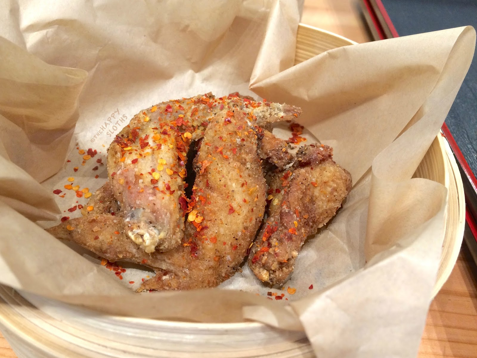 Heritage Asian Eatery Review | Chicken Wings