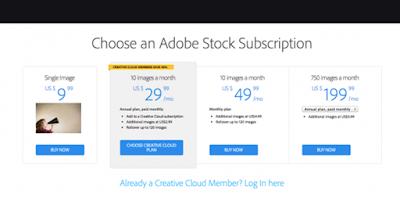 كيف يمكنك استفاد من مخزن أدوبي ( Adobe Stock ) ؟