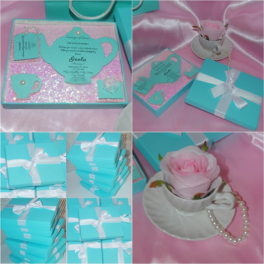 Tea Party Breakfast At Tiffany's Style ~ PRETTY TWINKLE PARTY