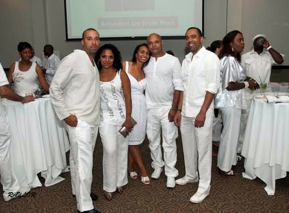 All White Party Ideas Man