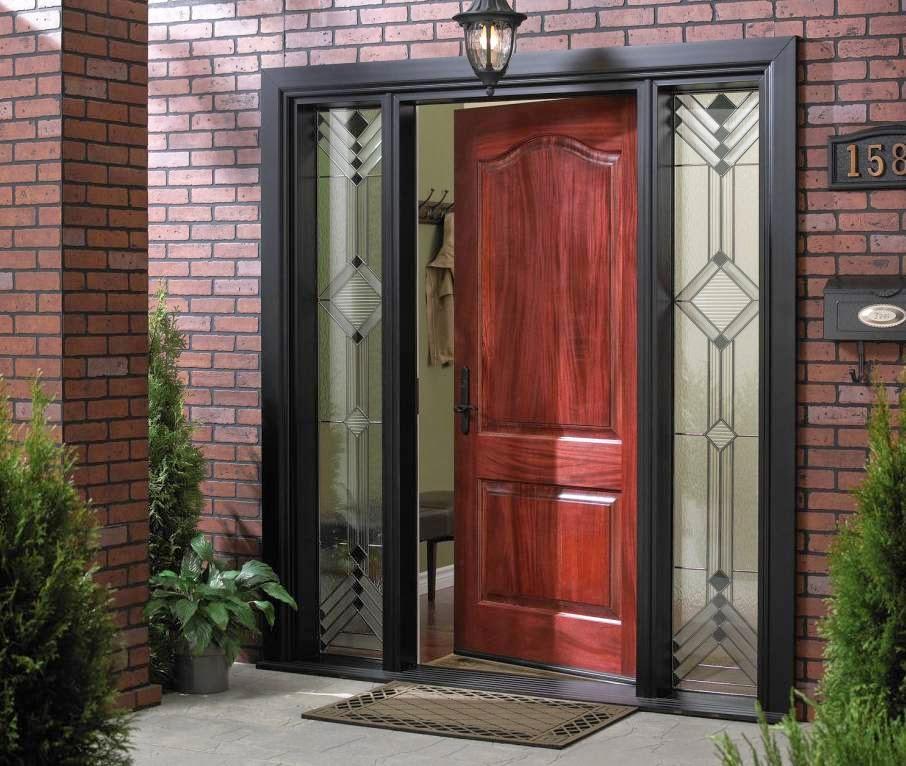 Terpopuler Desain Pintu Depan Rumah Minimalis