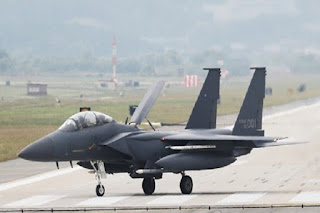 Jet-jet Tempur Korsel Cegat Pesawat Mata-mata China
