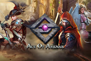 Description: Ace of Arenas MOBA for Android
