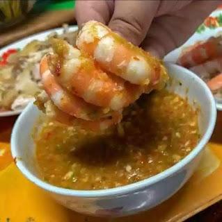 Sos Cili Thai Yang Macam Kita Makan