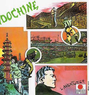 Álbum: L'Aventurier (15 noviembre 1982)