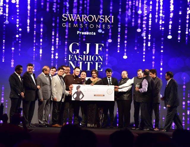 All India Gems & Jewellery Trade Federation organized a successful 8th edition of GJF Fashion Nite