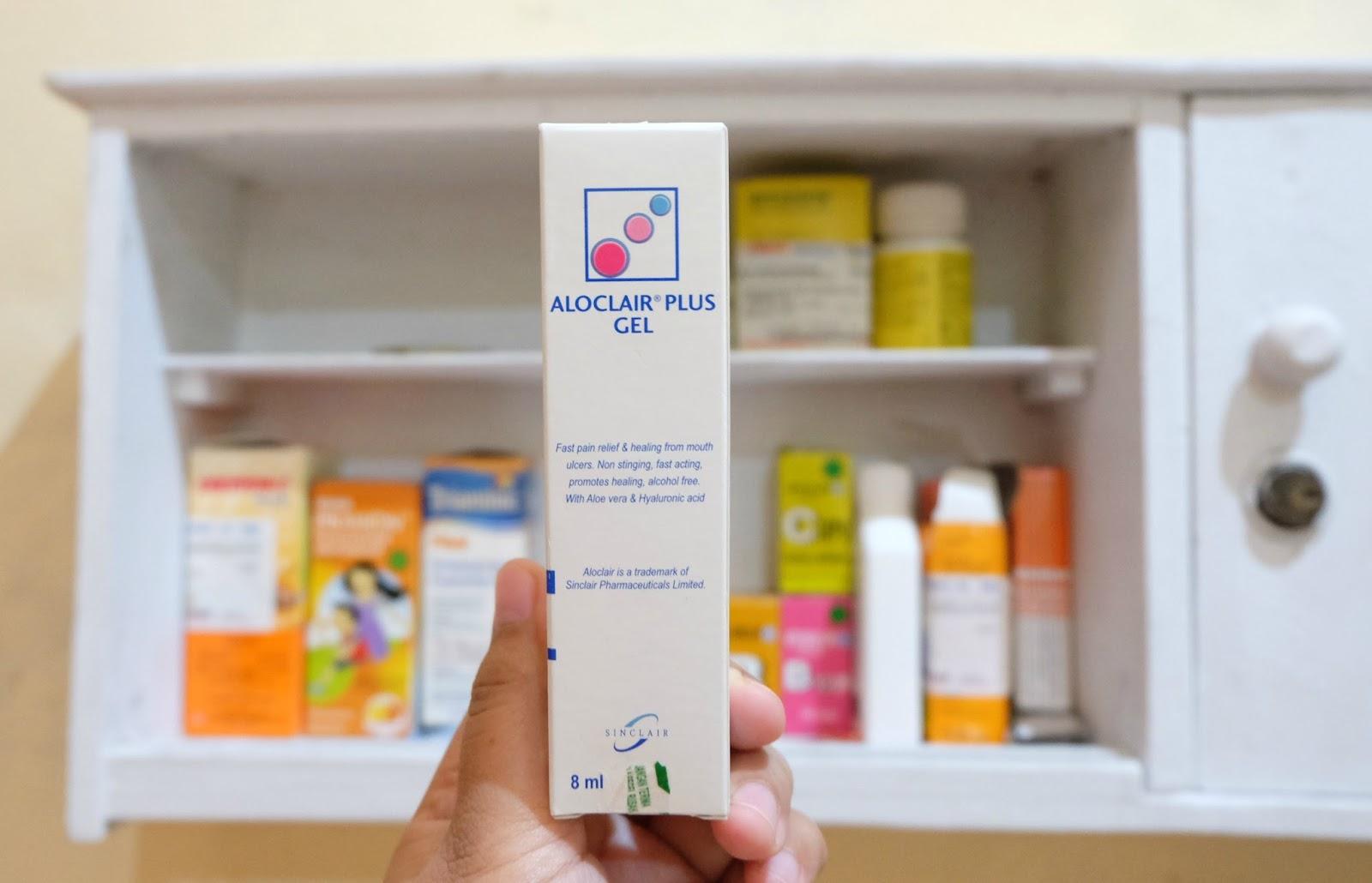 Aloclair Plus Obat Sariawan Nyaman dan Tidak Perih Mengandung Aloe Vera - Can't Smile Without You
