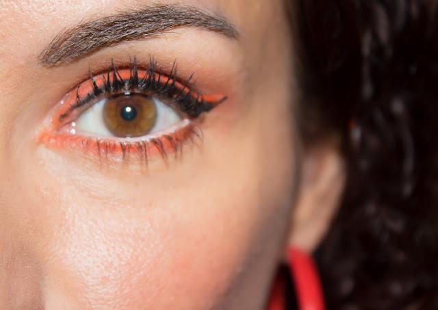 maquillage des yeux mondayshadow challenge