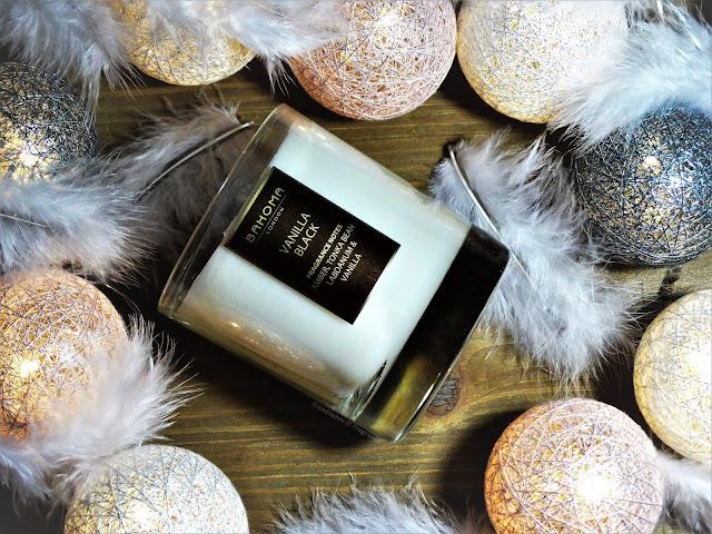 Avis Vanilla Black de Bahoma - blog bougie - blog parfum