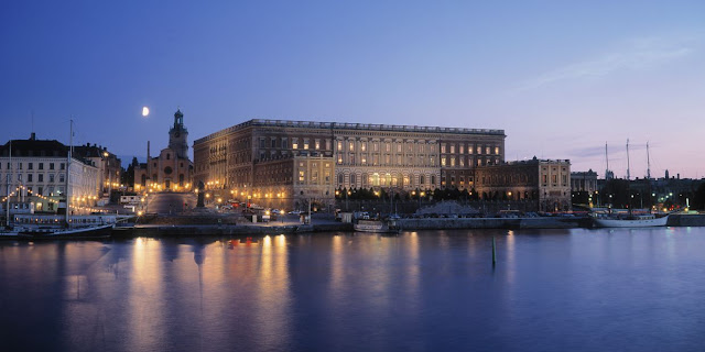The Royal Palace is one of the largest palaces in Europe with over 600 rooms